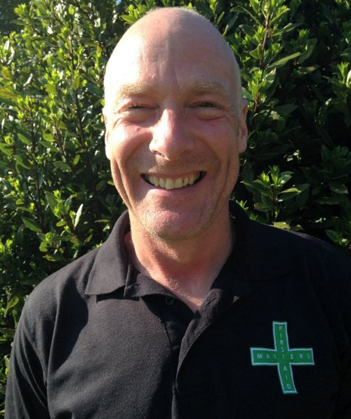 First Aid Matters Instructor Steve Ambler